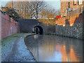 SJ9498 : Huddersfield Narrow Canal, Texas Street Bridge by David Dixon
