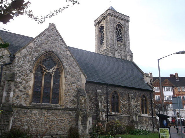 Church of Holy Trinity, Upper Tooting