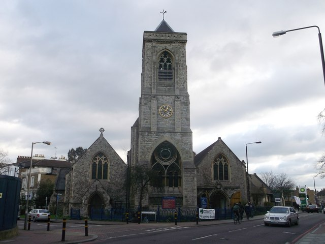 Church of Holy Trinity, Upper Tooting (2)