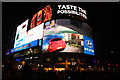 TQ2980 : Piccadilly Circus by Richard Croft