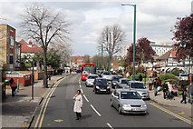 TQ1884 : Ealing Road between Alperton and Wembley by Martin Addison