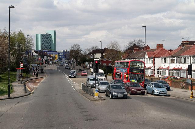 A4005 Ealing Road
