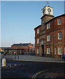 SK3635 : Derby - The Roundhouse by David Hallam-Jones