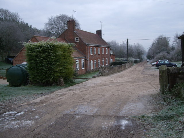 Farm cottages, Temple Farm