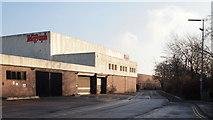 SK3536 : Derby - Meadow Road by David Hallam-Jones