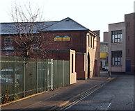 SK3536 : Derby - Phoenix Street by David Hallam-Jones