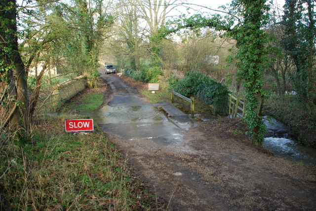 Croughton Ford
