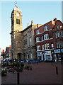 SK3536 : Derby - Market Square by David Hallam-Jones