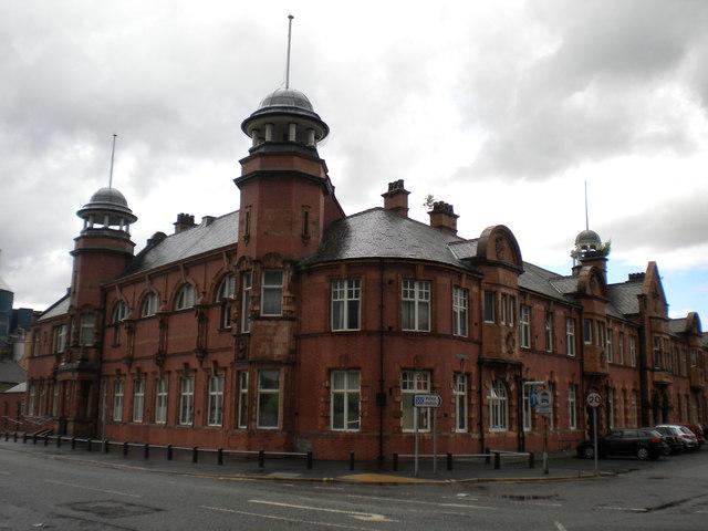 Warrington Police Station