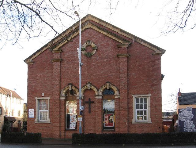 Hucknall - Central Methodist Church