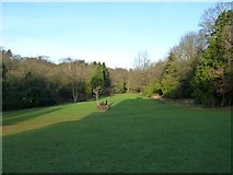 TL3005 : Grounds of Ponsbourne Park by Rob Farrow