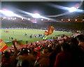 NS5961 : 2007 UEFA Cup Final, Hampden Park by Alan O'Dowd