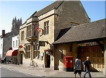 ST5038 : High Street Post Office by Neil Owen