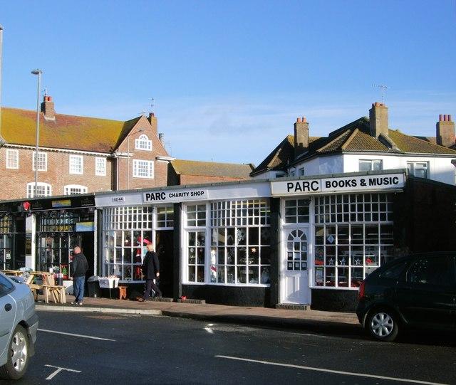 PARC charity Shop, Rottingdean