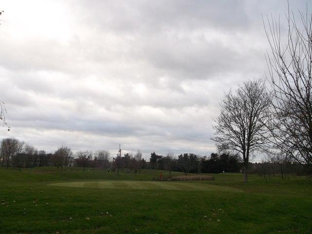 Central London Golf Centre