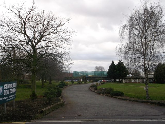 Central London Golf Centre Club House