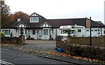 ST5294 : The Racecourse Guesthouse, Chepstow by Jaggery