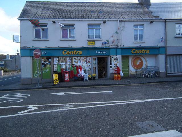 Foxford: O'Hara's Supermarket, Main Street