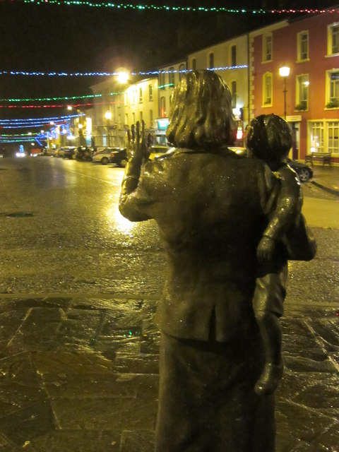 Swinford: Christmas Lights 2012