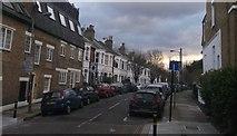TQ2775 : Buckmaster Road, Clapham by David Anstiss