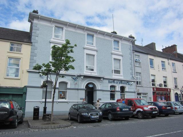 Swinford: Bank of Ireland