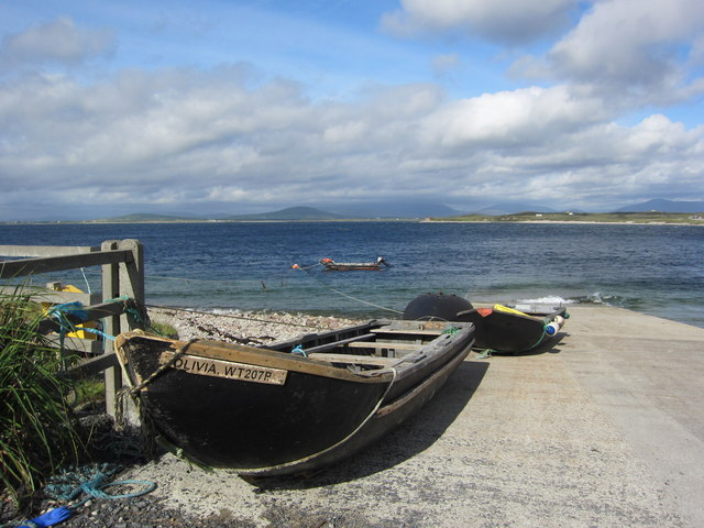 View to Inisbiggle