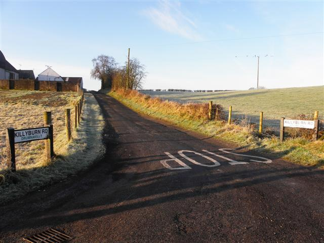 Killyburn Road, Drumnakilly