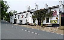 SD6715 : Black Dog Inn, 2 - 6 Church Street, Belmont by Geoff Royle