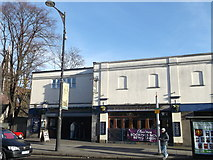 TQ4084 : The Hudson Bay, Public House, Forest Gate by David Anstiss