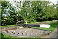 SP1757 : Wilmcote Locks No 43, Warwickshire by Roger  Kidd