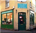 SO8317 : Custom Frames, Barton Street, Gloucester by nick macneill