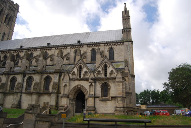 Roman Catholic Cathedral of St John The Baptist