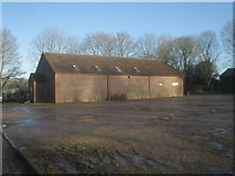 SU6050 : Community Hall - Stratton Park by Given Up