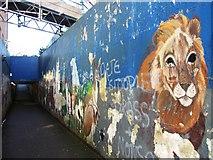 ST5516 : Red Lion Lane by Alex McGregor