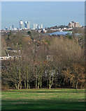TQ3271 : View from Norwood Park (4) by Stephen Richards