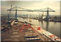NZ4921 : The Transporter Bridge by Mick Garratt