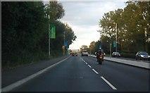 TQ7190 : A1235, eastbound by N Chadwick