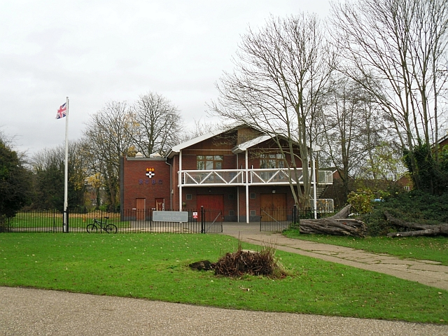 Clubhouse, Reading University Boat Club
