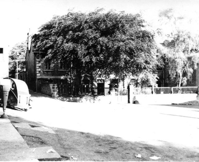 Castleton Youth Hostel - 1957