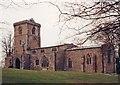 SP7702 : Holy Trinity, Bledlow by John Salmon