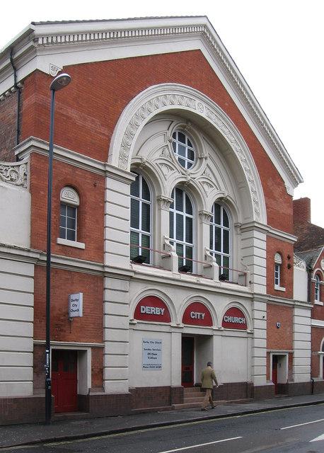 Derby - City Church