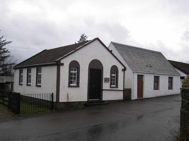 Chapel in Strath