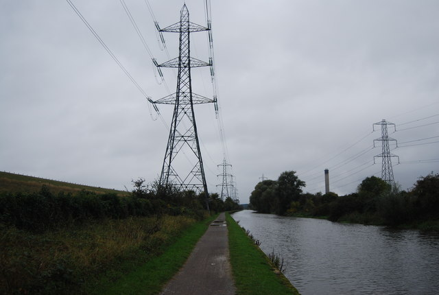 Pylon by National Cycle Route 1 & Lea Navigation
