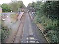 SD6526 : Cherry Tree railway station, Lancashire by Nigel Thompson