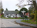 SP2479 : Crossroads in Berkswell by Nigel Mykura