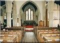 SP7407 : St Mary, Haddenham - East end by John Salmon