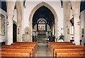 SP7520 : Holy Cross & St Mary, Quainton - East end by John Salmon