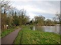 TL4356 : Nearing Newnham by John Sutton