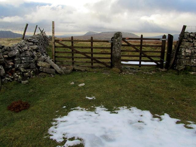 Horse Head Gate