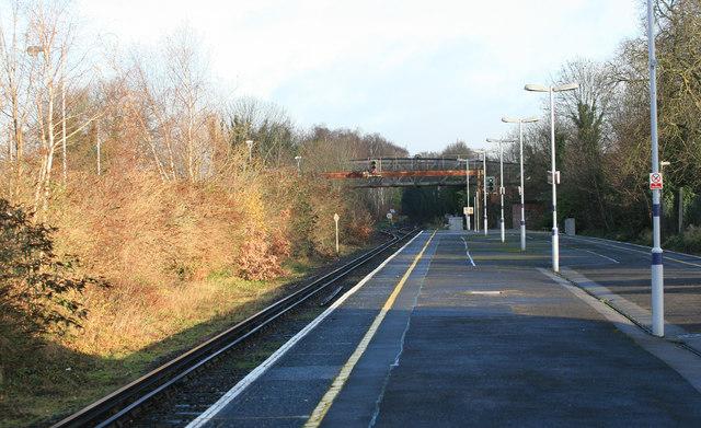Bromley North railway station